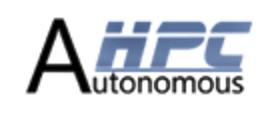 Autonomous HPC Logo